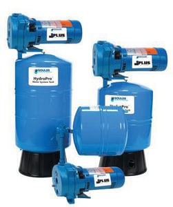 Goulds Pumps 1/2 hp Shallow Well System GJRS5L