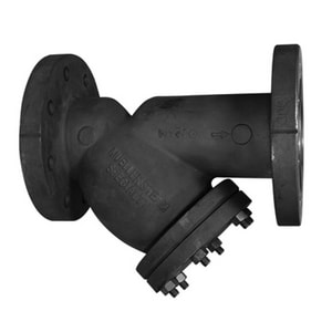 Mueller Steam Specialty Flange Perforated Wye Strainer M782CS