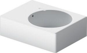 Duravit Ada Sink : Duravit USA Scola Wall Hung Bathroom Sink in White - 0685600011 ...
