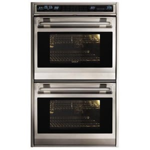 Wolf Range 30 in. Electric Double Wall Oven WDO30FS