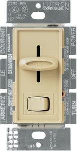 Lutron Electronics Skylark® 600W 1-Pole Incandescent Dimmer in Ivory LS600PIV