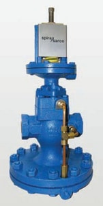 Spirax Sarco Cast Iron Series Main Valve S55226