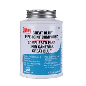 Oatey 16 oz. Pipe Joint Compound in Blue O31263