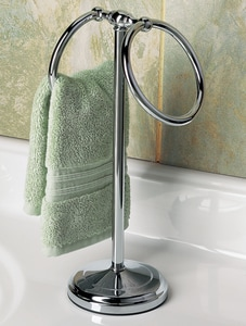 Gatco Double Ring Toothbrush Holder G1454C