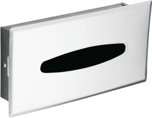Creative Specialties International Recessed Facial Tissue Box CSIRR5520SS