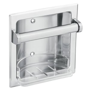 Creative Specialties International Contemporary Recessed Soap Holder CSI2565