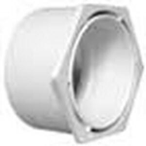 PVC DWV Slip x Hub Flush Bushing IPDWVFB