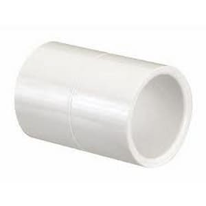 Slip Straight Schedule 40 PVC Coupling IP40SC