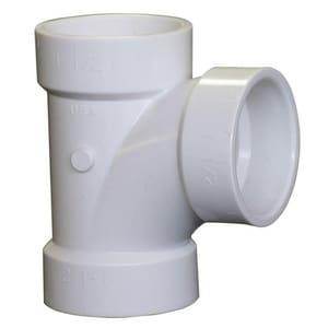 PVC DWV Sanitary Tee IPDWVST
