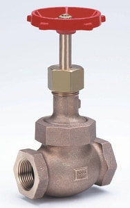 Milwaukee Valve 300# Bronze Threaded Union Bonnet Globe Valve M572
