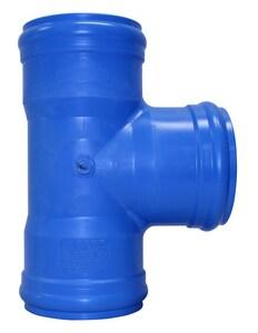 CL150 Gasket PVC Tee MUL07324