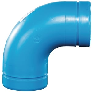 Orion Fittings Mechanical Joint Plastic 90 Degree Elbow O90E