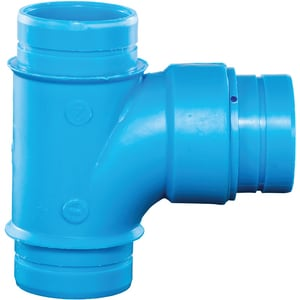 Orion Fittings Mechanical Joint Polyethylene Tee O90T