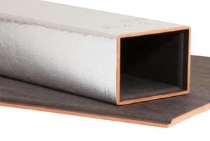 Owens Corning Fiberglass 120 ft. x 2 x 48 in. #1400 Edge Ductboard O363862