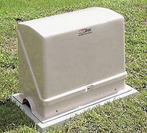 Hot Box 21 x 25 in. Fiberglass Box Less Heat HBLF021033025