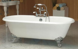 Sunrise Specialty 68 x 31 in. Bathtub in White S846WH