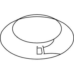 Ecco Manufacturing Storm Collar E200307