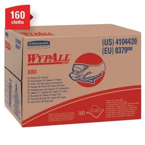 Kimberly Clark WypAll® X80 Brag Box Wipes K41044