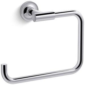 Kohler Purist® Towel Ring K14441