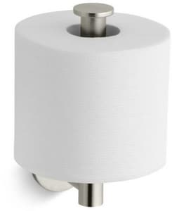Kohler Stillness® 6-5/16 in. Wall Mount Vertical Toilet Tissue Holder K14459