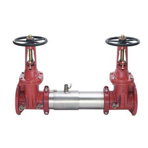 Watts Series 757 Stainless Steel Flanged 175 psi Backflow Preventer W757NRS