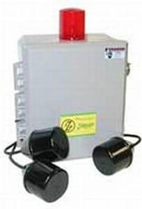 Zoeller Single Phase Duplex Control Panel Z101043