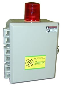 Zoeller 3-Pump Housing Control Panel Z101106