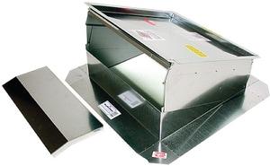 Dial Manufacturing Roof Jack with Slide In Damper D7831
