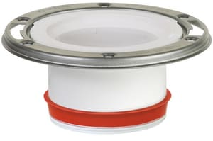 Sioux Chief PushTite™ Push Tite 4 PVC Closet Flange S887GPM