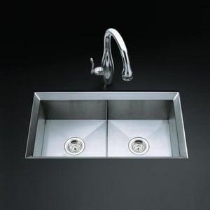 Kohler Poise® Undermount Kitchen Sink K3159