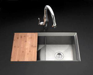 Kohler Poise® Double Undermount Kitchen Sink K3159-H