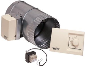 Research Products Aprilaire Vent Control System RES8126