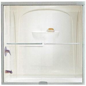 Sterling Finesse Frameless Sliding Shower Door 5325ez 57s Ferguson