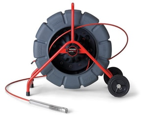Ridgid SeeSnake™ 200 Ft Mini Reel Only Kd-200 R14063