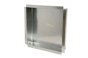 Gray Metal South 30 x 14 x 6 in. 317 Blank Reg Pan G30X14X6317RP2