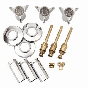 Brass Craft Tub/Shower Rebuild Kit for Sayco Faucets BSK0305B