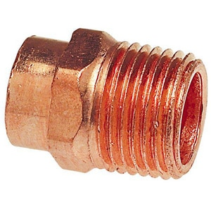 Copper x Male Adapter CM