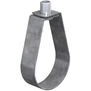Cooper B-Line Galvanized Adjustable Band Hanger N2PG
