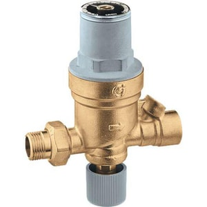 Caleffi North America 1/2 in. Male Inlet x  Female Outlet Fill Valve C553542A