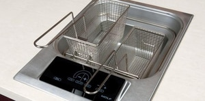 Wolf Range 15 in. Integrated Electric Fryer Modular WIF15S