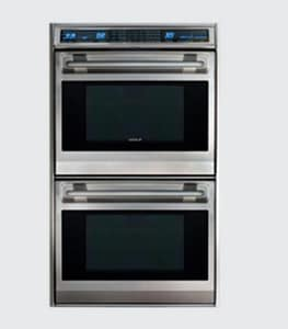 Wolf Range 30 in. Double Electric Oven Unframed in Stainless Steel WDO30US