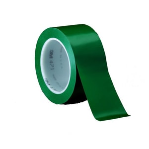 3M Vinyl Tape in Green 3M02120004313