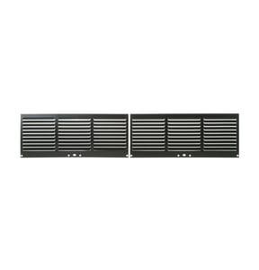 General Electric Appliances Air Deflector Kit for Zoneline AZ65H15DAD Heat Pump Unit GRAK40