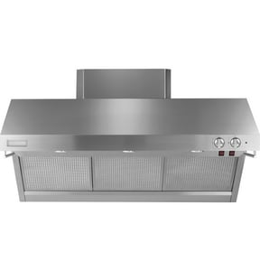 General Electric Appliances Monogram® 48 in. Stainless Steel Professional Hood GZV48RSFSS