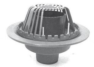 Wade Standpipe Roof Drain Dome W3000SD42