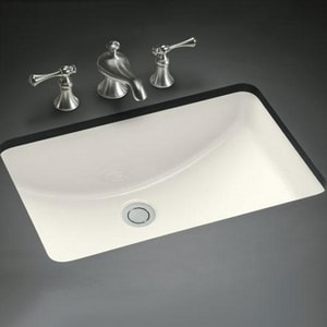Kohler Ladena 20 78 X 14 38 X 8 18 In Undermount Bathroom Sink