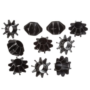 Ridgid Kitpipe Guide Full in Black R97852