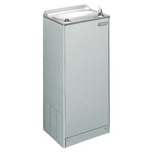 Elkay Legacy Floor Mounting Water Cooler in Light Grey EEFA14L1Z