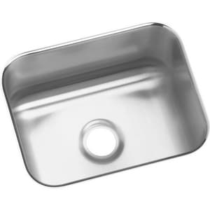 Elkay Harmony™ 1-Bowl Undermount Kitchen Sink EELUH129