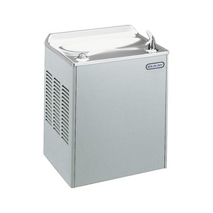 Elkay 1-Wall Water Cooler (Less Refrigerator) in Light Grey EEWDAL